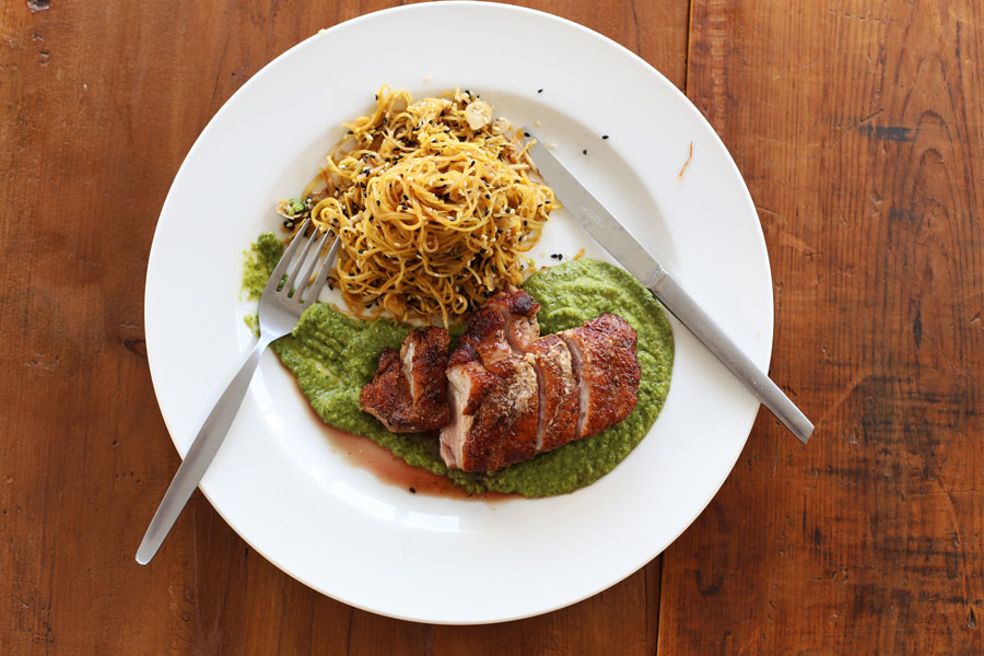 duck-breast-and-kumara-noodles4